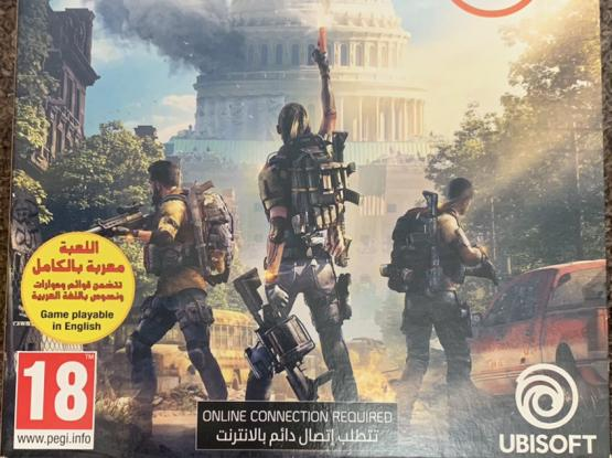 The Division 2 for PS4