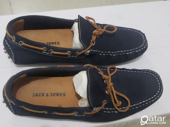 Jack & Jones Suede Shoe