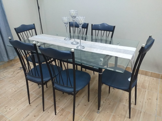 Dining table set طقم سفره
