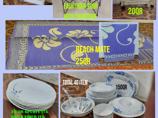 Urgent sale multi items