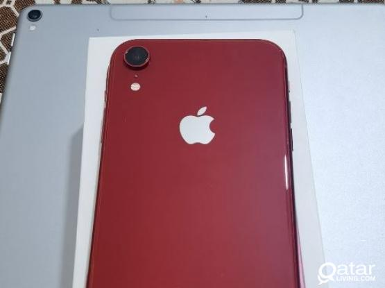 """iPhone XR 64GB like new & iPad Pro 2 12.9"""" 512GB + 4G very excellent"""