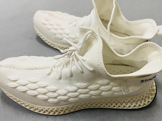 Shoe White Size 42 New