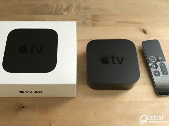 Apple Tv HDR -4K