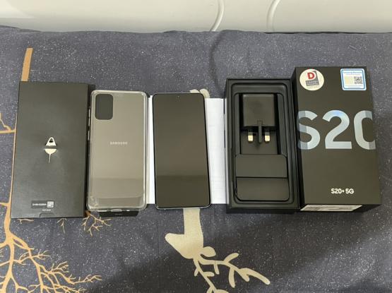 Samsung Galaxy S20plus 5G