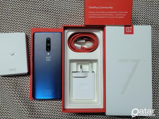 OnePlus  7Pro 8Gb/256gb same like new with Box and Accessories
