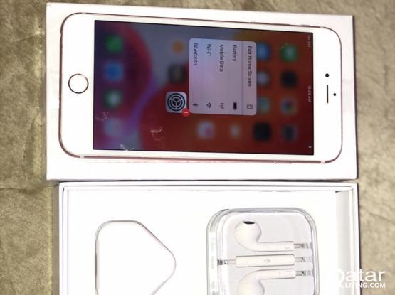 I Phone 6S 128 Gb Rose Gold