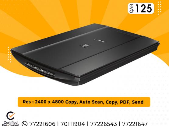 CANON A4 PAPER SCANNER
