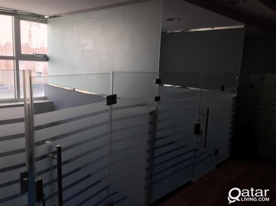 No Commission! 2 Office spaces available for rent in Al Aziziya