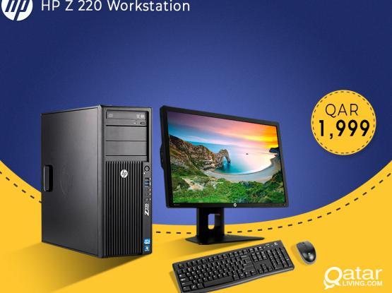 HP Z220 WORKSTATION XEON PROCESSOR