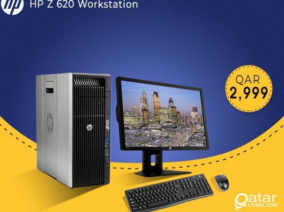 HP Z620 WORKSTATION XEON PROCESSOR