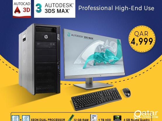 HP Z820 WORKSTATION XEON PROCESSOR