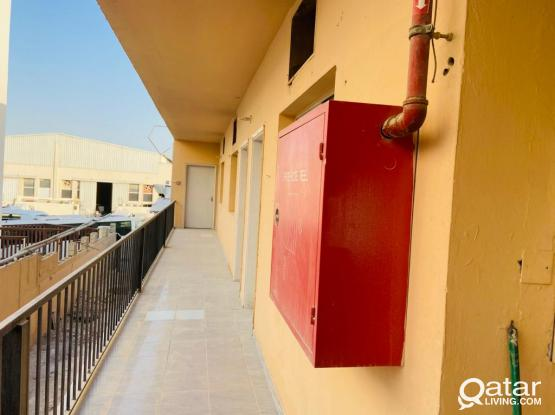 21 ROOMS CAMP FOR RENT IN INDUSTRIAL AREA