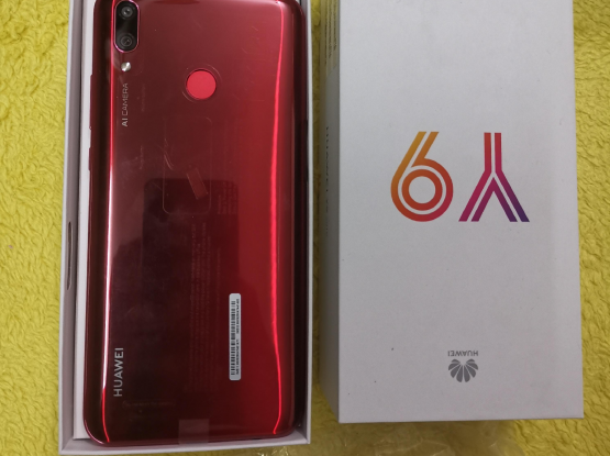 Huawei Y9 2019 with Google mobile service
