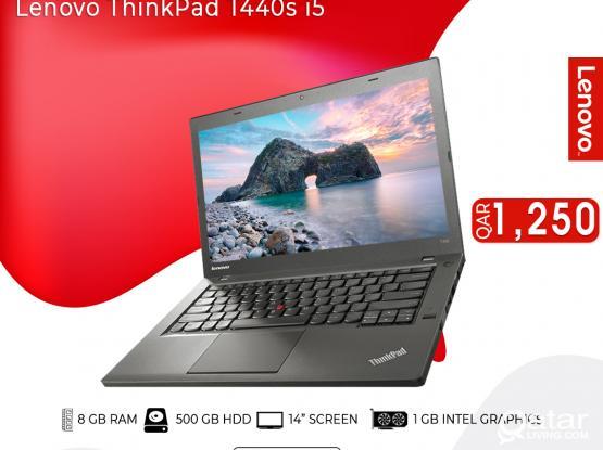 Lenovo ThinkPad T440s i5 (DOUBLE BATTERY)