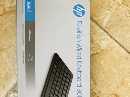 HP Keyboard Unused
