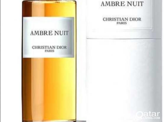 Christian Dior Ambre Nuit perfume