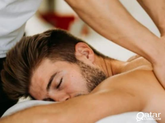 Male masseur home service