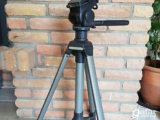 Cullmann tripod foto video stand Made in Germany