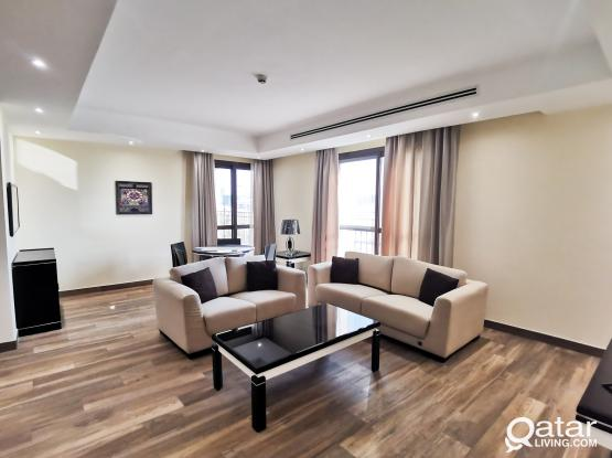Beautiful 1 Bedroom Furnished Apartment in Lusail!