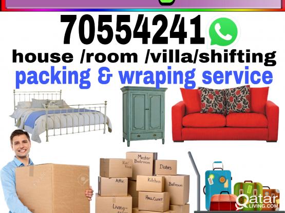 house moving shifting doha