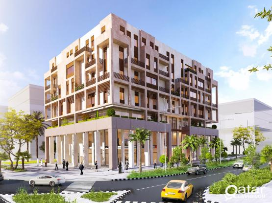A 5 Storey Luxurious Residential Building in Fox Hills