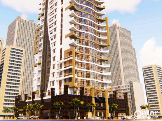 Brand New 2 Bedroom Apartment in Lusail