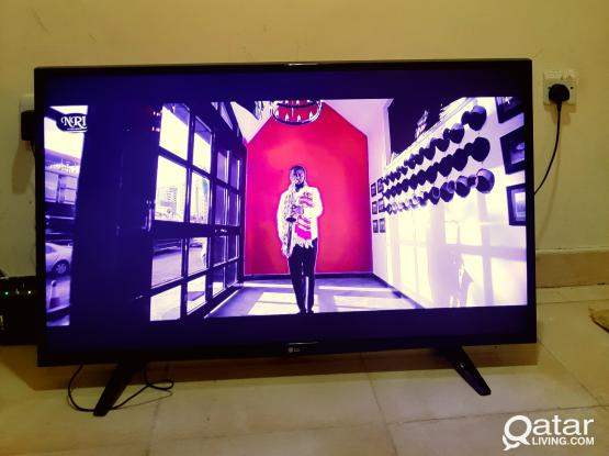 43 inches LG LED TV for sale