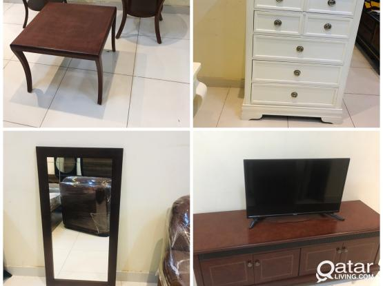 Used villa items for sale