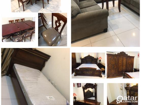 Villa items for sale Used
