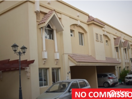No Commission! 3 BHK Compound villa at Al waab