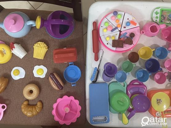Kitchen play sets