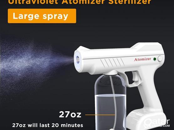 Electric Wireless Nano Fogging Spray Gun - Chargeable