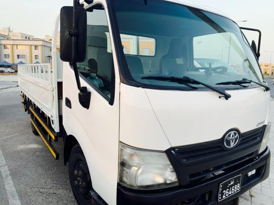 Truck 3 Ton Available For Rent With Driver