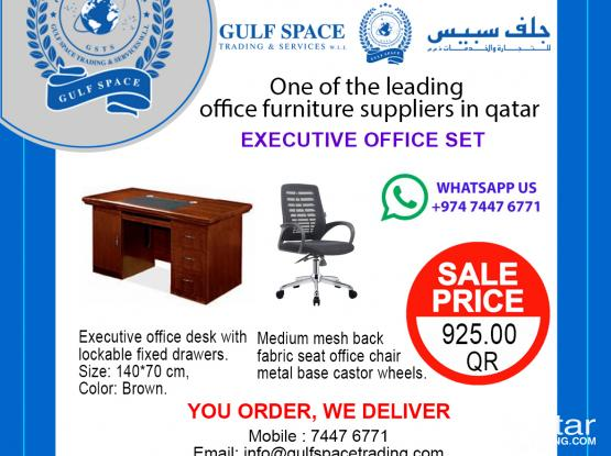 Office Desk & Chairs (SPECIAL OFFER)