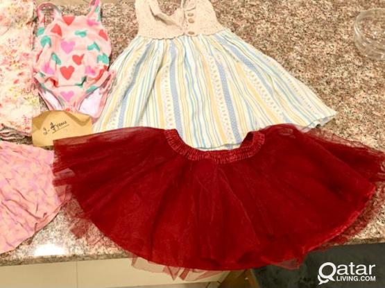 Girl Clothes (18mnths - 8yrs)