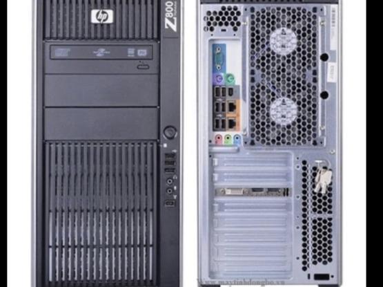 Hp Z800 Workstation (Used)