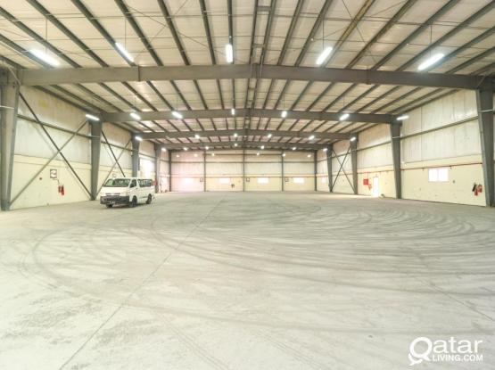 2500sqm Warehouse in Industrial Area
