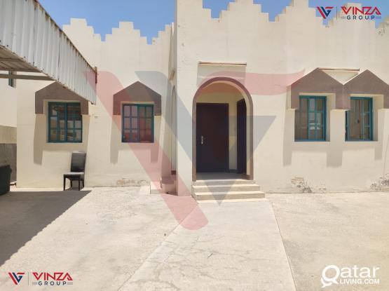 Semi Furnished 3 BHK Single Story Villa @Al Khor