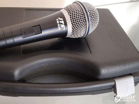 JTS TM-929 Vocal Microphone Dynamic Capsule