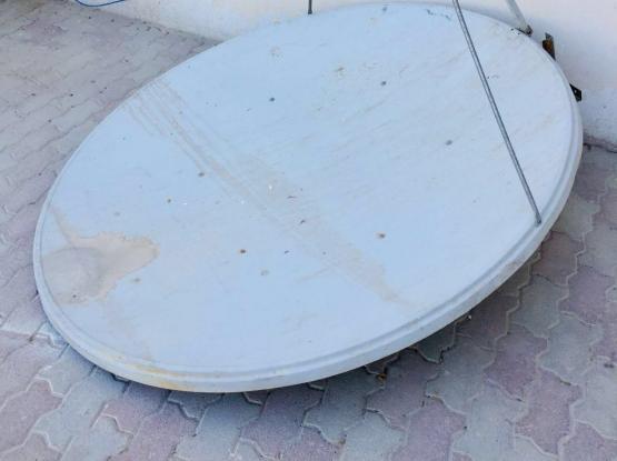 Airtel Dish Big Size