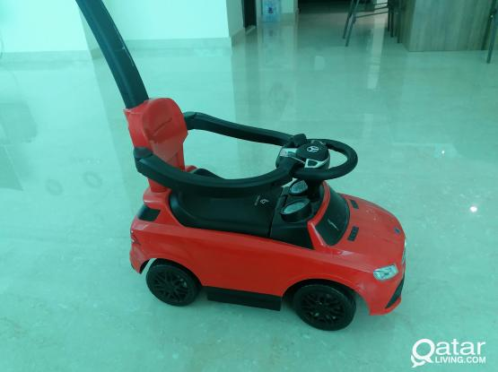 Mercedes car for kids 1 to 2 years