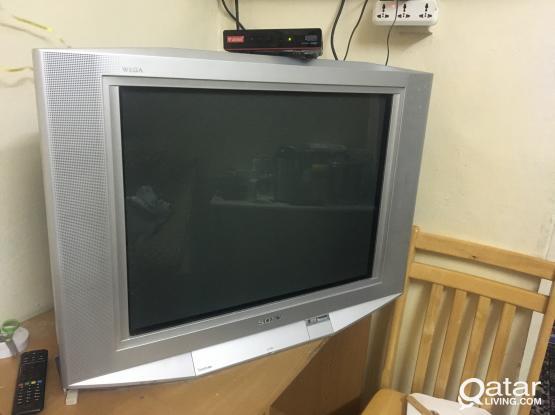 Sony Trinitron Television (TV)