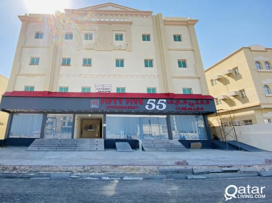 2 BHK APARTMENT AVAILABLE IN AL - WAKRA