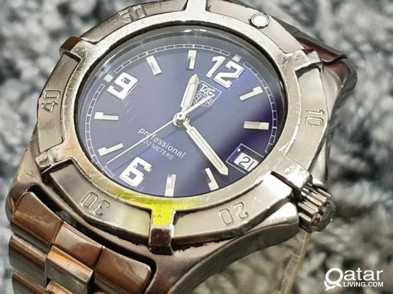 Tag Heuer Exclusive 2000 Professional