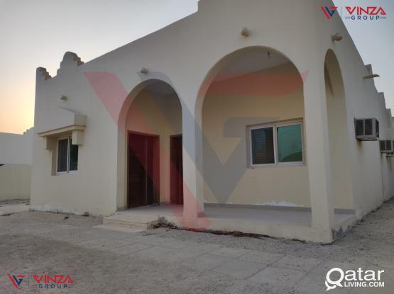 Semi Furnished 3 BHK Independent Villa @Al Khor