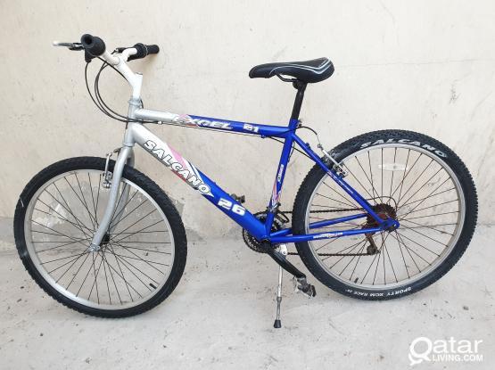 Salcano Bikes (free delivery)