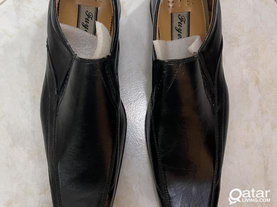 Men shoes for sale size 45 leather