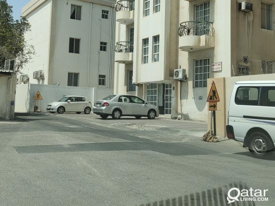 2 Bed Space (in Balcony Room) in a 3BHK flat at Al Muntaza