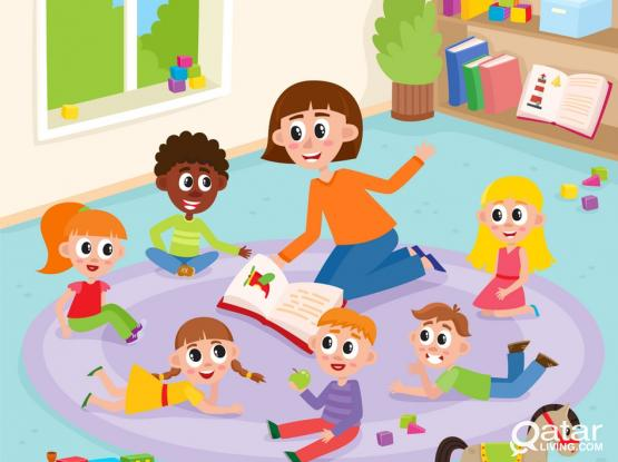 Home Tuition For KG Students