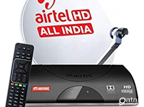 30849325 ALL KIND OF SATELLITE SALE,INSTALLATION, MAINTENANCE, DISH SHIFTING ,(AIRTEL DISH RECEIVER AVAILABLE) PLEASE CALL ME